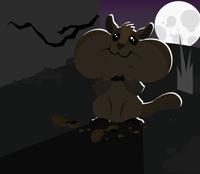 halloween ecards chipmunk 200w